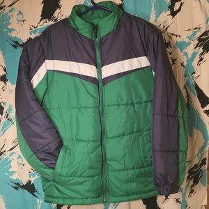 Vintage Northpoint Mens Ski Jacket
